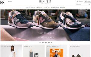 SHOP MAJESTIC / GRANIT / MANIFESTORE